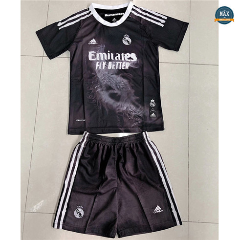 Max Maillots Real Madrid Enfant édition conjointe 2020/21