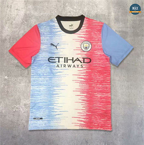 Max Maillot Manchester City training 2020/21