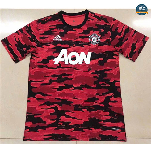 Max Maillots Manchester United training 2020/21