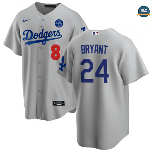 Max Maillots Kobe Bryant, Los Angeles Dodgers - Tribute