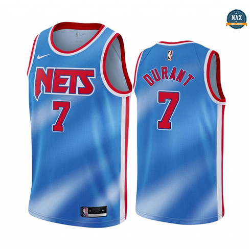 Max Maillot Kevin Durant, Brooklyn Nets 2020/21 - Classic