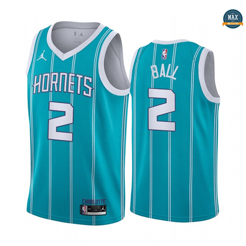 Max Maillots Lamelo Ball, Charlotte Hornets 2020/21 - Icon