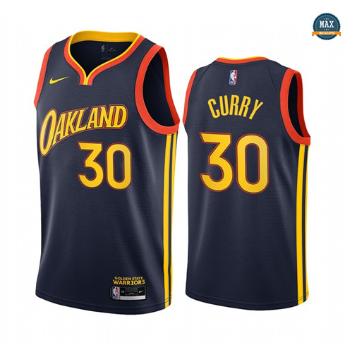 Max Maillots Stephen Curry, Oren State Warriors 2020/21 - City Edition