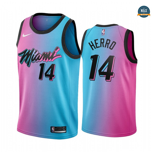 Max Maillot Tyler Herro, Miami Heat 2020/21 - City Edition