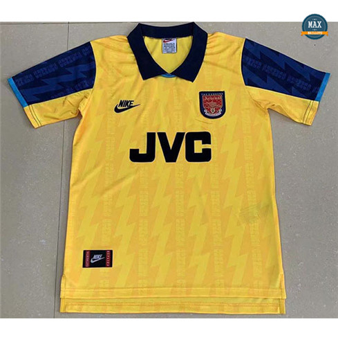 Max Maillot Retro 1994 Arsenal Exterieur