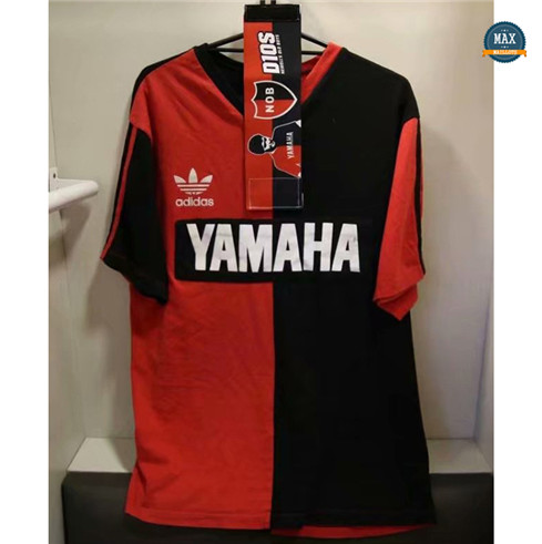 Max Maillot Retro Newell's old boys fiable