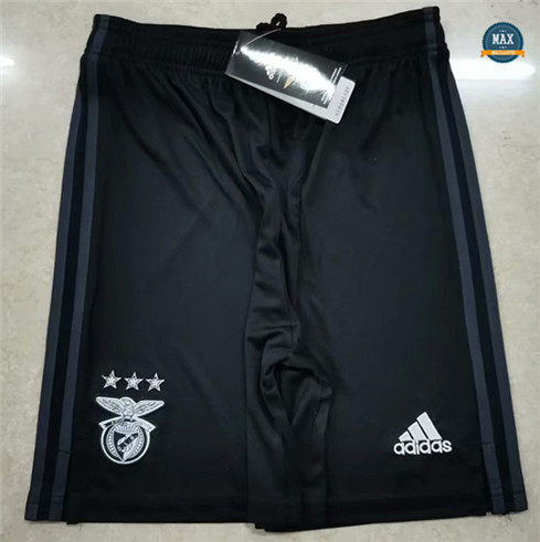 Max Maillot Benfica Shorts 2020/21 Exterieur