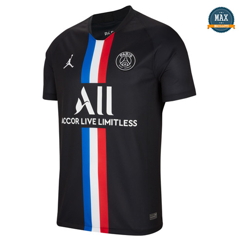 Maillot Paris Saint Germain 2019/20 Noir