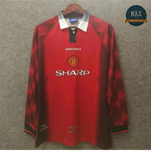 Maillot Rétro 1996 Manchester United