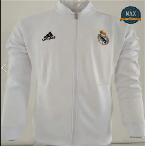 Veste Real Madrid 2019/20 Blanc
