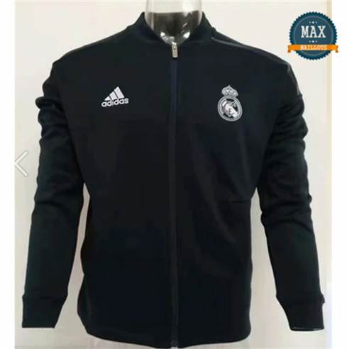 Veste Real Madrid 2019/20 Noir