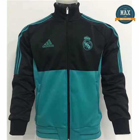 Veste Real Madrid 2019/20 Bleu/Blanc