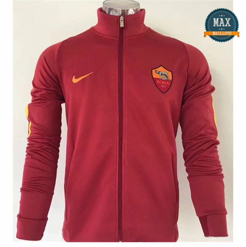 Veste AS Roma 2019/20 Rouge