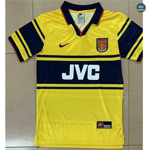 Max Maillots Classic 1997 Arsenal Exterieur