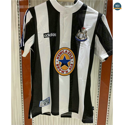Max Maillots Classic 1995-97 Newcastle United Domicile