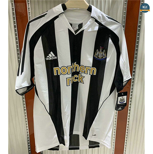 Max Maillots Classic 2005-07 Newcastle United Domicile