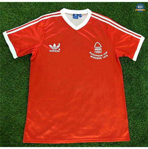 Max Maillots Classic 1979 Nottingham Forest