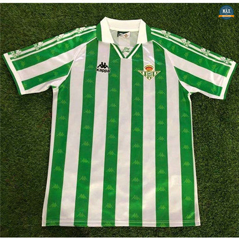 Max Maillots Classic 1995-97 Real Betis Domicile