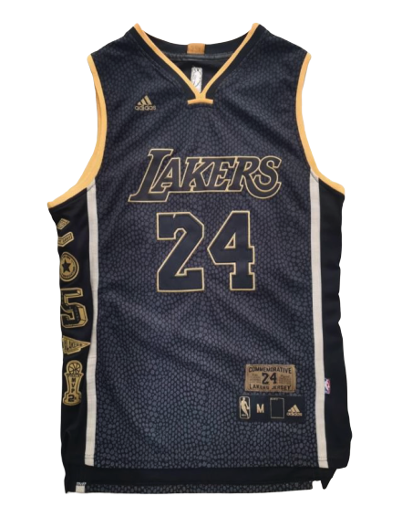Max maillots Kobe Bryant, Los Angeles Lakers - Commemorative