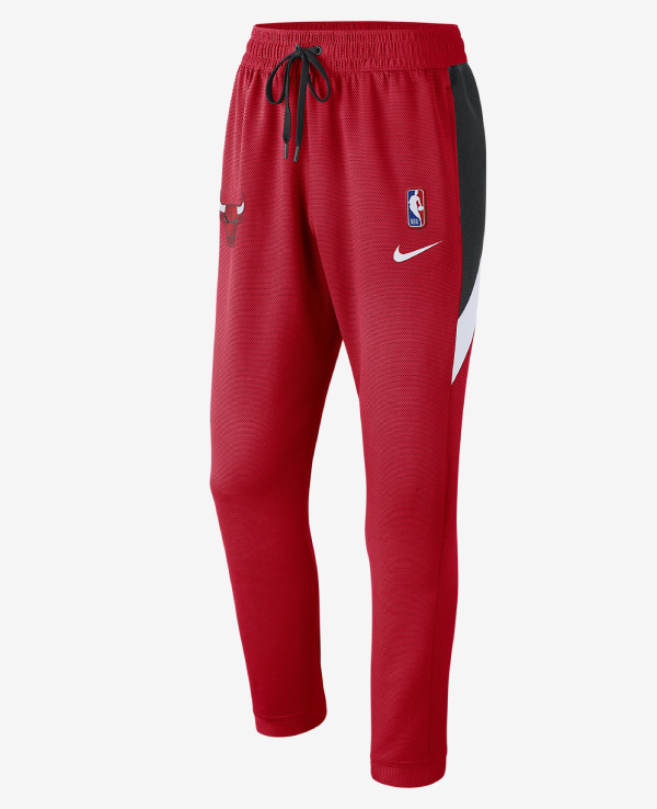 Max maillot Pantalon Thermaflex Chicago Bulls - Rouge