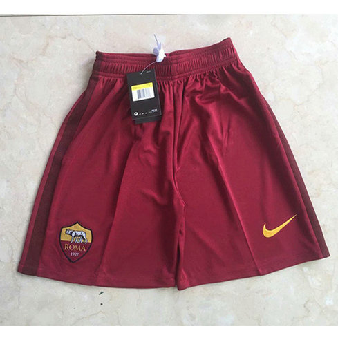 Max maillots AS Roma Short Domicile 2020/21