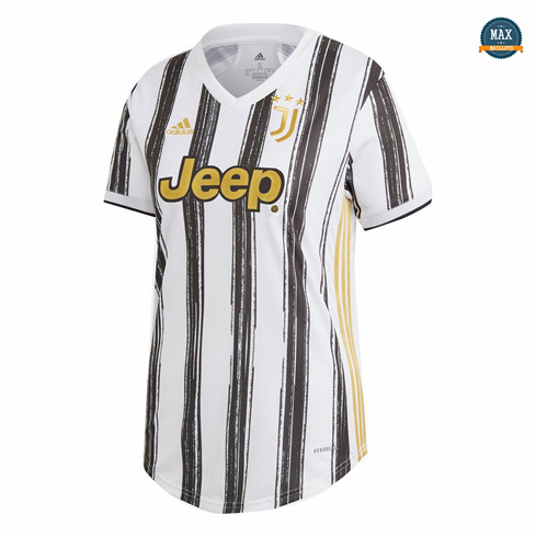 Max Maillots Juventus Femme Domicile 2020/21 grossiste
