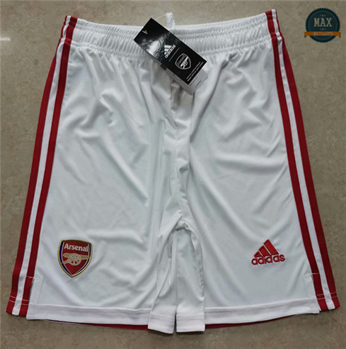Max Maillots Arsenal Shorts 2020/21 Domicile