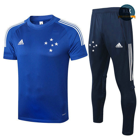 Max Cruzeiro Bleu + Pantalon 2020 Training