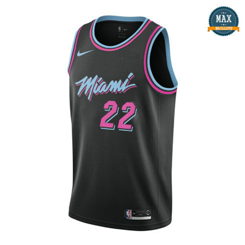 Max Maillots Jimmy Butler, Miami Heat 2019/20 - Vice Nights