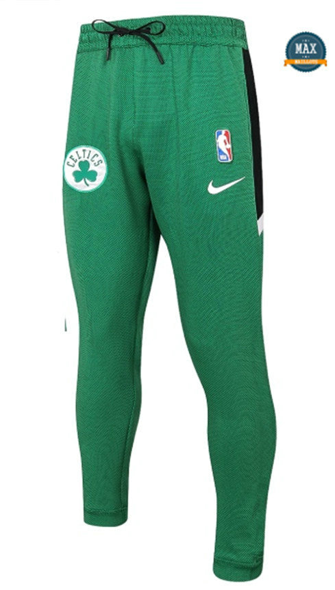 Max Maillot Pantalón Thermaflex Boston Celtics - Vert