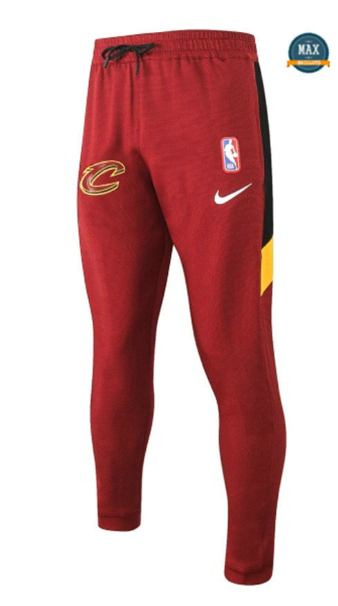 Max Maillot Pantalón Thermaflex Cleveland Cavaliers - Rouge