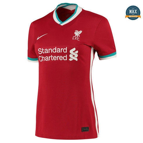 Max Maillot Liverpool Femme home 2020/21
