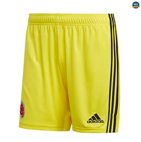 Max Maillot Colombie Shorts 2020/21 Exterieur