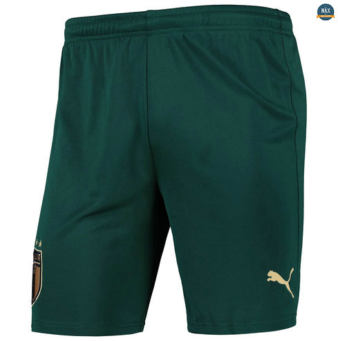 Max Maillot Italie Shorts 2020/21 Vert fonce