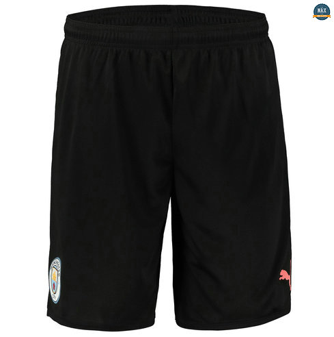 Max Maillot Manchester City Shorts 2019/20 Exterieur