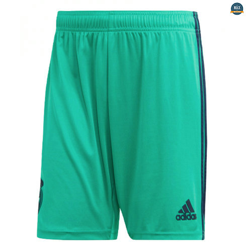Max Maillot Real Madrid Shorts 2019/20 Third Vert