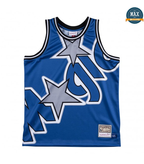 Max Maillot Orlando Magic - Mitchell & Ness 'Big Face' fiable