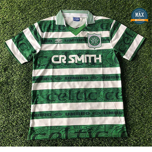 Max Maillots Classic 1995-97 Celts Domicile fiable