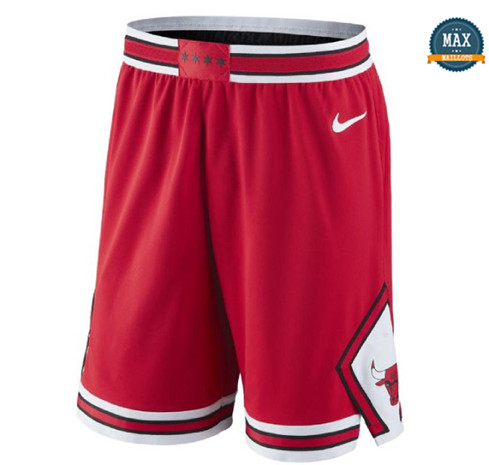 Max Maillot Short Chicago Bulls - Icon pas cher
