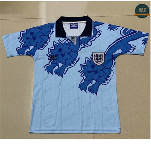 Max Maillots Rétro 1992 Angleterre third