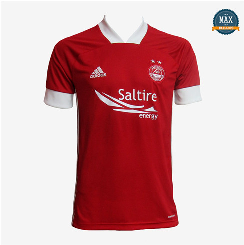 Max Maillots Aberdeen FC Domicile 2020/21