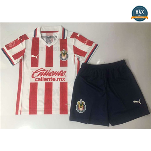 Max Maillot Chivas regal Enfant 2020/21