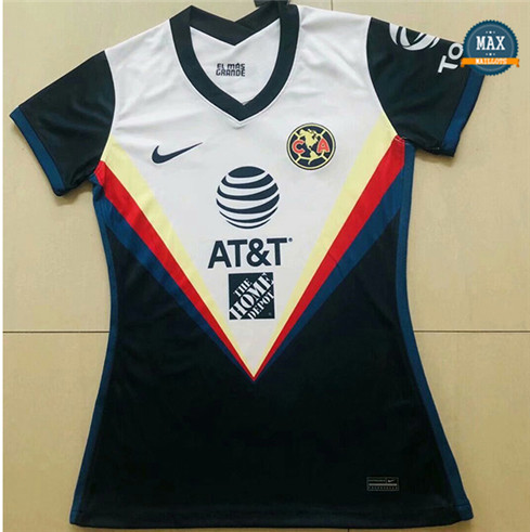 Max Maillots CF America Femme 2020/21