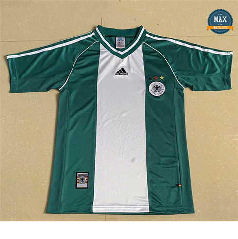 Max Maillot Classic 1998 Allemagne Exterieur