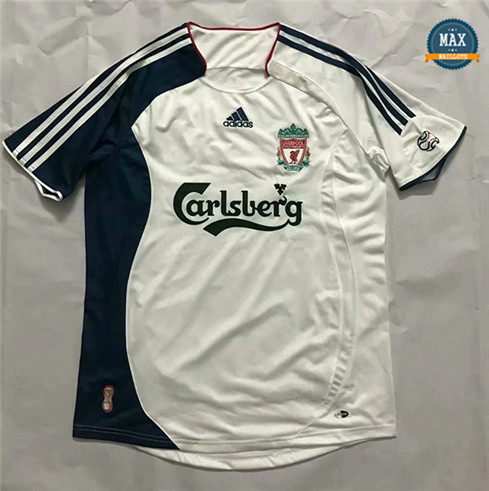 Max Maillot Classic 2006-07 Liverpool Exterieur