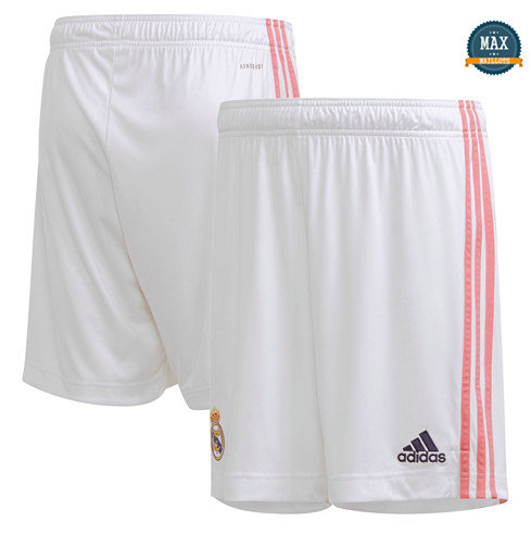 Max Maillots Real Madrid Short Domicile 2020/21