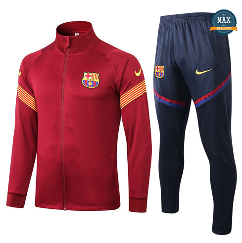 Max Veste Survetement Barcelone 2020/21 Bordeaux