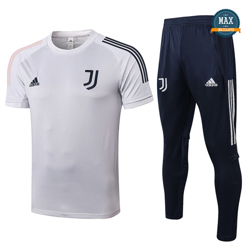 JuventusJuventus + Pantalon 2020/21 Training Gris Clair