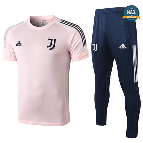 JuventusJuventus + Pantalon 2020/21 Training Rose