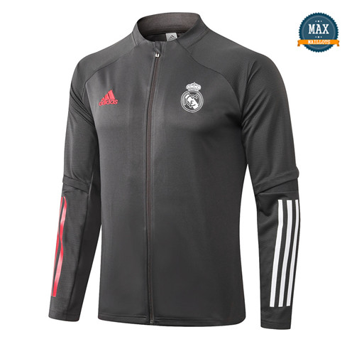 Real MadridVeste Real Madrid 2020/21 Gris foncé
